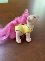 Vintage My Little Pony Baby Sweetsteps Ballerina G1 Hasbro 1989