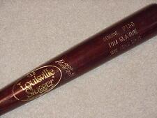 Tom Glavine H&B 1996 World Series Game Bat Atlanta Braves