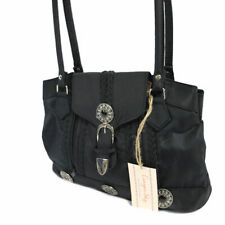 Canyon Sky Women's Snap Closure Purse in Black