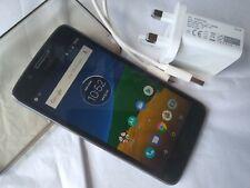 Motorola Moto G5 Mobile Phone 16GB 3GB RAM Dual Sim Unlocked + Batteries UK Only