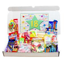 18TH BIRTHDAY SWEETS GIFT BOX- GREAT BIRTHDAY PRESENT
