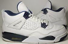 "100% Authentic Nike Air Jordan ""Columbia"" IV 4 SZ 8.5 USED w/ OG BOX 314254-107"