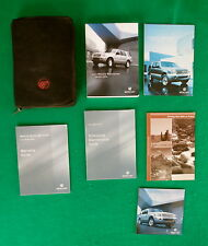 2003 03 Mercury Mountaineer Owners Manual,  Near New Condition  Q23A