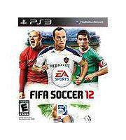 PS3 FIFA SOCCER 12