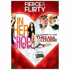 Thelma & Louise / In Her Shoes (DVD, 2013) New