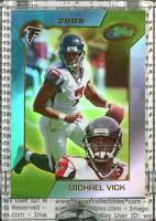 MICHAEL VICK 2005 eTopps #1 Atlanta Falcons Card IN HAND Philadelphia Eagles