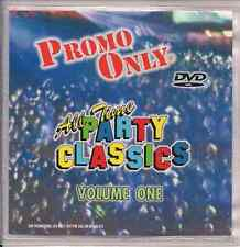 Promo only video classics: All Time Party Classics V1 GEILS BAND B-52's MARRS