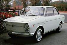 ADESIVO STICKER Fiat 850 Coupé Scioneri