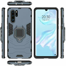 Rotatable Ring Kickstand Case For Huawei P30 Pro ShockProof Protection