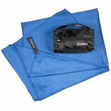 "GEAR AID Quick Dry Microfiber Towel for Travel, Camping, Cobalt, XL, 35"" x 62"""