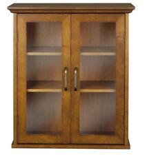 Medicine Cabinets For Bathroom Wall Mount 2 Door Oak Stain Contemporary Renovate