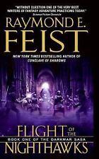 Darkwar Saga: Flight of the Nighthawks 1 by Raymond E. Feist (2007, Paperback)