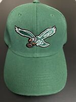 PHILADELPHIA EAGLES NFL EMBROIDERED LOGO HAT CAP ADJUSTABLE CURVED BILL NEW