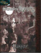 VAMPIRE THE REQUIEM - The Resurrectionists Collection *RPG*
