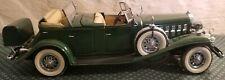 1932 Cadillac V16 Sport Phaeton Danbury Mint Green