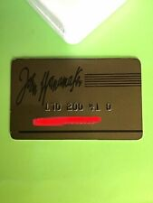 Vintage John Wanamaker department store Collectors Credit Cards