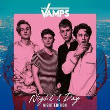 Night & Day (Night Edition) - The Vamps (CD, 2017, Island)