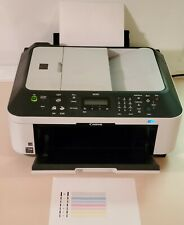 Canon MX340 PIXMA All-In-One Inkjet Printer, White