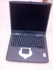 """Acer aspire 1603"" laptop notebook 2,6ghz cpu ram 2gb,wifi adapter, ricambi!"