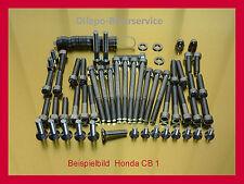 Honda CB1 / CB 1 / CBX1000 V2A Schrauben Edelstahlschrauben Motorschrauben