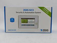 2GIG GC3 Security & Automation System 2GIG-GC3-345 -SB3260