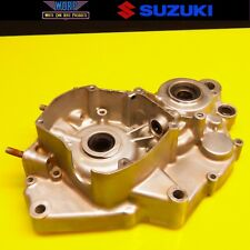 2001 Suzuki RM125 Left Side Crank Case Bottom End Crankcase Engine 11300-36892