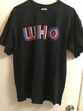 The Who Concert T Shirt World Tour 1997 Xl Euc Free Ship
