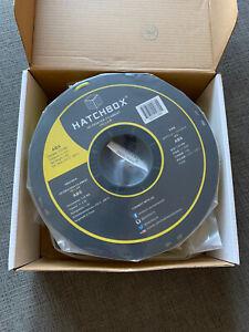 HATCHBOX ABS 3D Printer Filament -1 kg Spool, 3.00 mm Yellow FREE SHIPPING