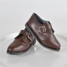 Sherry Shoes for Robert Tonner Matt O'Neill body doll Masquerade Brown 7BJS2