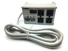 TRIPP LITE ISOBAR4 ULTRA ISOBAR SURGE PROTECTOR METAL 4 OUTLET 6FEET CORD 333...