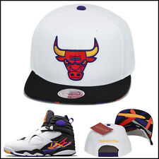 Mitchell   Ness Chicago Bulls gorra SnapBack Jordan 20.3cmthree de tiempo a 002c03547d7