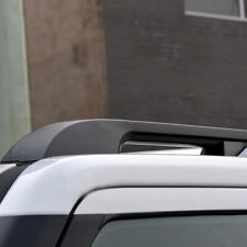 Front Roof Rails Rack End Cover Shell 2pcs For Land Rover Discovery 3 4 LR3 LR4