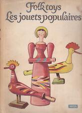 FOLK-TOYS LES JORETS POPULARIES. By Emanuel Herick. CZECHOSLOVAKIA. Toy History