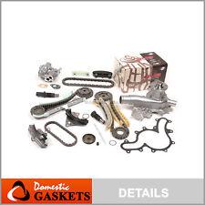 97-08 Ford Mercury Mazda 4.0L SOHC Timing Chain Oil Pump GMB Water Pump Kit