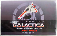 Battlestar Galactica Viper Mark II Ship Model with Magazine #1 by Eaglemoss 2018