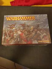 Warhammer games workshops - regiment de soldats de l'empire - neuf année 2000