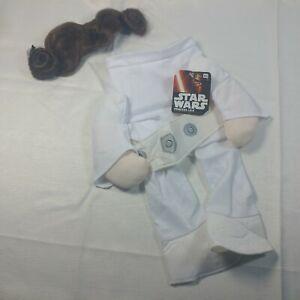 Rubie's Star Wars Collection Pet Costume, Princess Leia, Medium