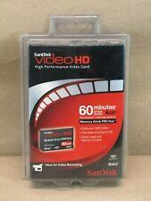SanDisk 4GB Video HD Memory Stick PRO Duo Memory Card