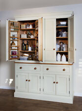 Larder Cupboard - Cornish Style - Made To Order In The Midlands Uk