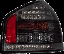 Back Rear Tail Lights Lamp Indicator Smoke LED Pair For Audi A3 8L 9/96 -8/03