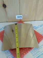 """Stainless Steel Shim Stock .010 Thick, 6"""" Width 6"""" long, 010, 0.010 flat sheet"""