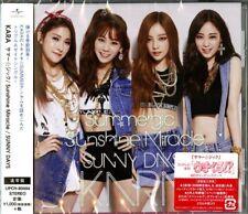 KARA-SUMMER GIC / SUNSHINE MIRACLE / SUNNY DAYS-JAPAN CD B63