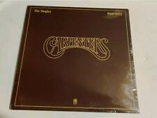 THE CARPENTERS THE SINGLES 1969-1973  A&M RECORD SP 3601 SEALED 1974