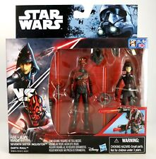 STAR WARS ROGUE ONE: SEVENTH SISTER INQUISITOR & DARTH MAUL
