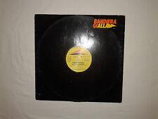 """Los Cucombros-Bimbe Bamba Rock & Samba-Disco Vinile 12"""" MAXI 45 Giri ITALIA 1988"""