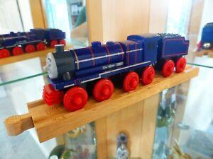 Thomas Tank Engine & Friends - LC Wooden Railway Train Track - HANK & Tender US