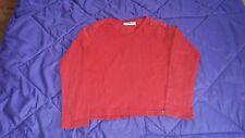 Langarm Shirt TOM TAILER GR 1287134 ROT