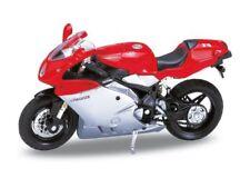 Welly   MV Agusta F4S  motorbike    1:18  BNIB  Boxed NEW