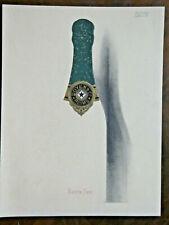 ENCART PUBLICITAIRE VINS NICOLAS 1936 CHAMPAGNE DOYEN - 304 DÉPÔTS