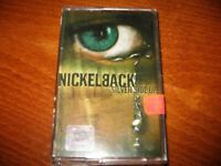 NICKELBACK - SILVER SIDE UP MADE IN BULGARIA CASSETTE NEW RARE Bulgarian Edition